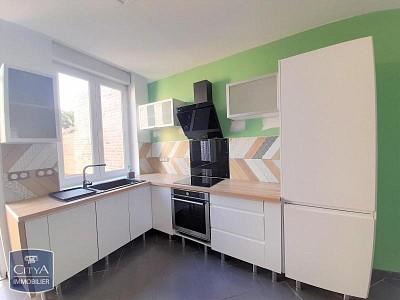 MAISON A LOUER - NIEPPE - 72,5 m2 - 780 € charges comprises par mois