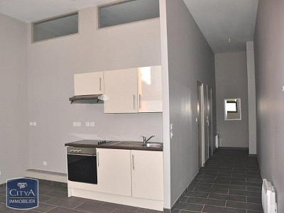 APPARTEMENT T2 A LOUER - TOURCOING - 49,4 m2 - 520 € charges comprises par mois