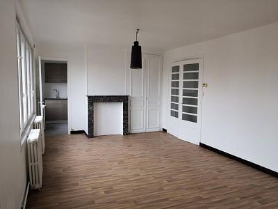 APPARTEMENT T3 A LOUER - LOMME MARAIS - 72,16 m2 - 750 € charges comprises par mois
