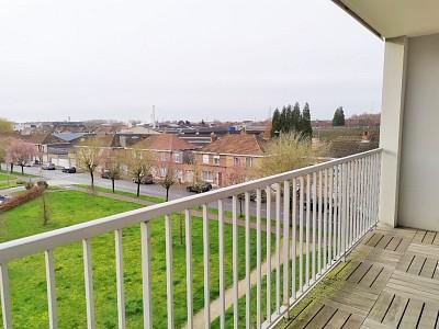 APPARTEMENT T2 A LOUER - LOMME HOTEL DE VILLE - 39,38 m2 - 660 € charges comprises par mois