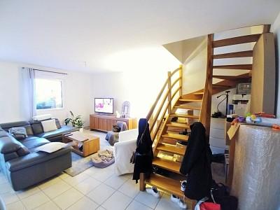 MAISON A LOUER - CAPINGHEM - 86,66 m2 - 990 € charges comprises par mois