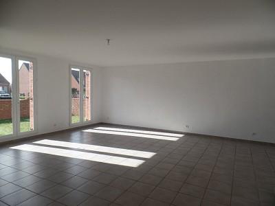 MAISON A LOUER - ERQUINGHEM LYS - 123,3 m2 - 990 € charges comprises par mois