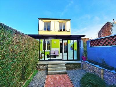 MAISON A VENDRE - LOOS - 90 m2 - 215500 €