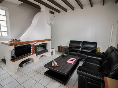 MAISON - LOOS - 90 m2 - VENDU