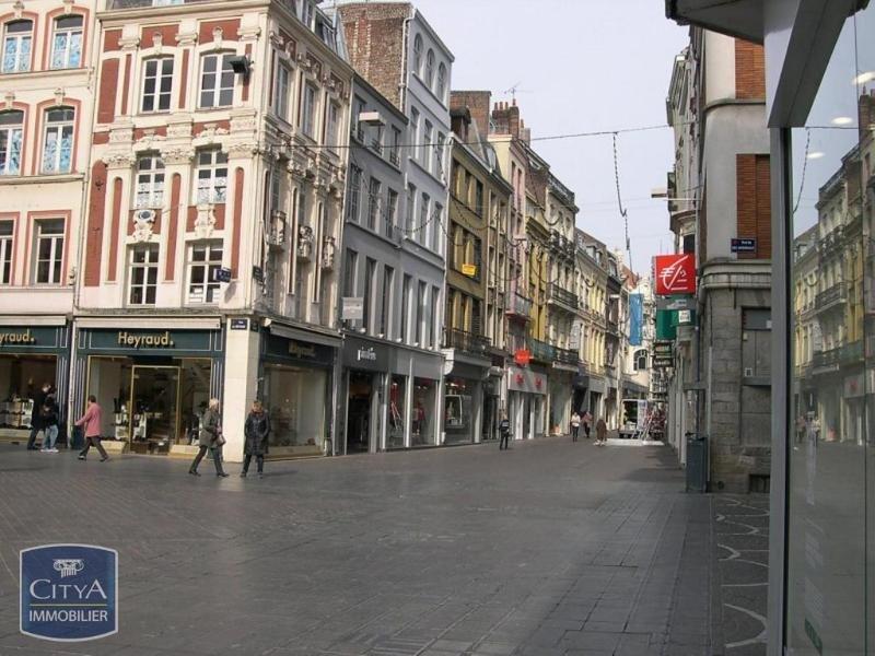 PARKING A LOUER - LILLE CENTRE GARES EURALILLE - 105 € charges comprises par mois