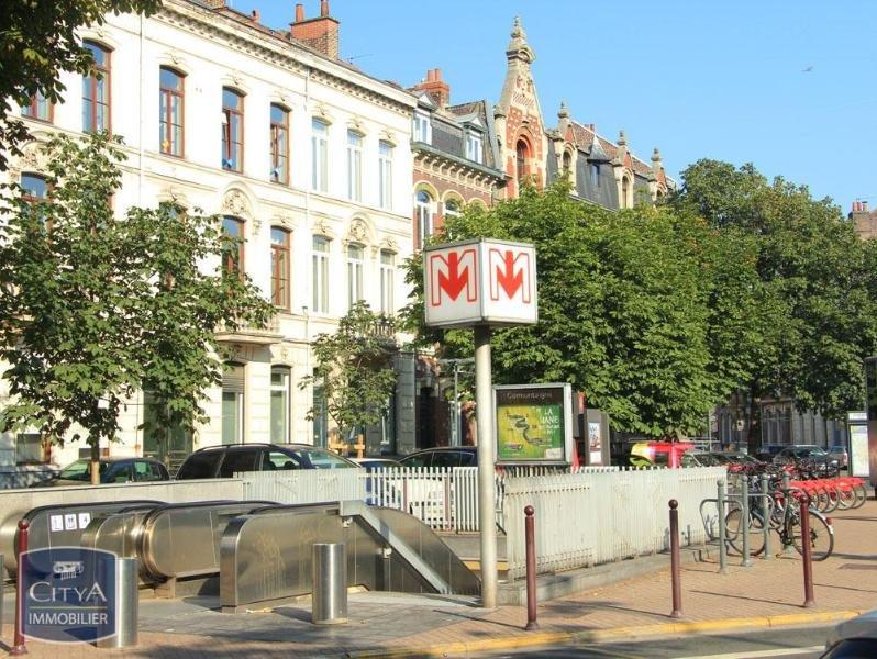 PARKING A LOUER - LILLE VAUBAN - 70 € charges comprises par mois