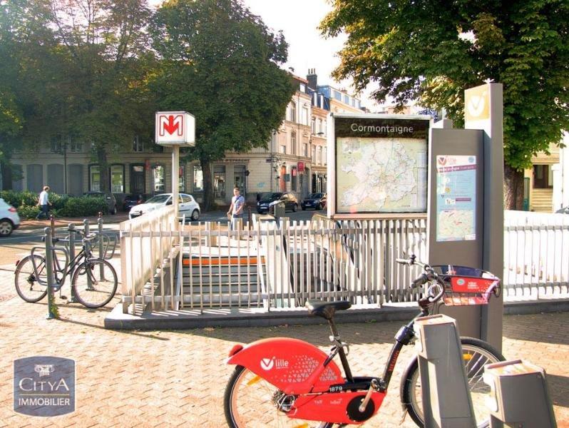 PARKING EXTERIEUR A LOUER - LILLE VAUBAN - 81 € charges comprises par mois