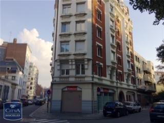 STUDIO A LOUER - LILLE CENTRE GARES EURALILLE - 29,38 m2 - 668,27 € charges comprises par mois