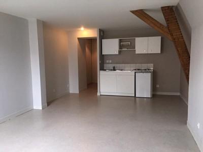 STUDIO A LOUER - LILLE CENTRE GARES - 35,39 m2 - 570 € charges comprises par mois