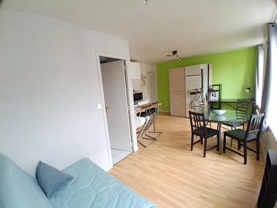 STUDIO - LILLE WAZEMMES - 22,14 m2 - LOUÉ