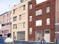 APPARTEMENT T1 NEUF A VENDRE - LILLE SAINT MAUR - 31,41 m2 - 169000 €
