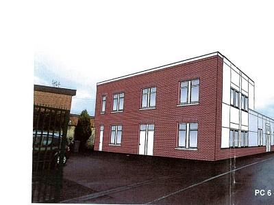 APPARTEMENT T2 - COMINES - 45,2 m2 - LOUÉ