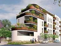 APPARTEMENT T2 A LOUER - CROIX - 39,8 m2 - 547 € charges comprises par mois