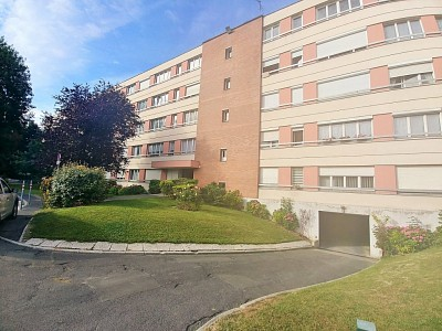 APPARTEMENT T2 A LOUER - LAMBERSART - 50,26 m2 - 595 € charges comprises par mois