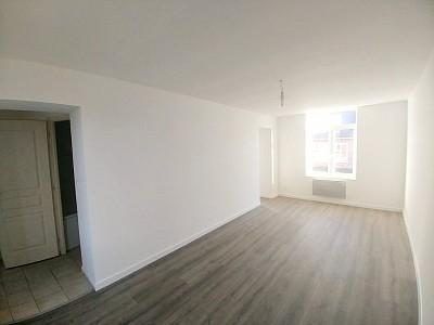 APPARTEMENT T2 A LOUER - LILLE BOIS BLANCS MARX DORMOY - 38,7 m2 - 560 € charges comprises par mois