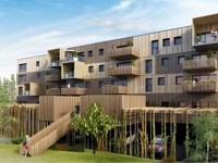 APPARTEMENT T2 A LOUER - LILLE LIMITE FACHES THUMESNIL - 47,1 m2 - 624 € charges comprises par mois
