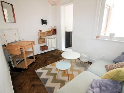 APPARTEMENT T2 A LOUER - LILLE VAUBAN CATHO - 41,56 m2 - 745 € charges comprises par mois