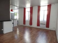 APPARTEMENT T2 A LOUER - LILLE WAZEMMES - 50,99 m2 - 640 € charges comprises par mois