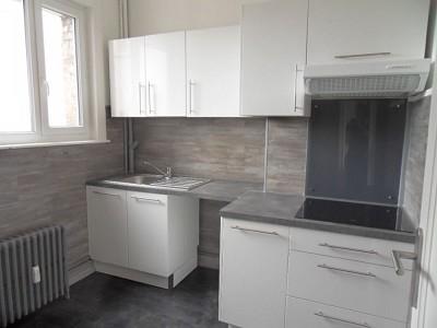 APPARTEMENT T2 A LOUER - MARCQ EN BAROEUL - FOCH - 56,25 m2 - 715 € charges comprises par mois