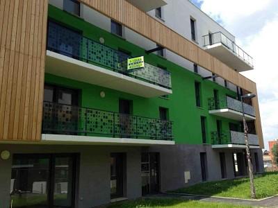 APPARTEMENT T2 A LOUER - RONCQ - 43,54 m2 - 607 € charges comprises par mois