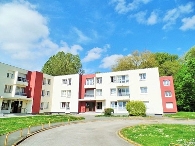 APPARTEMENT T2 A VENDRE - HAUBOURDIN - 49 m2 - 89000 €