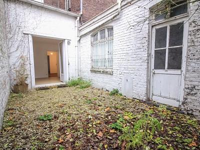 APPARTEMENT T2 - LILLE CORMONTAIGNE - 39 m2 - VENDU