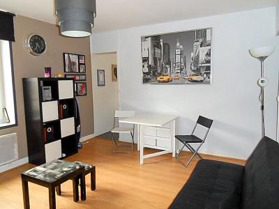 APPARTEMENT T2 A VENDRE - LILLE MOULINS - 40 m2 - 123500 €