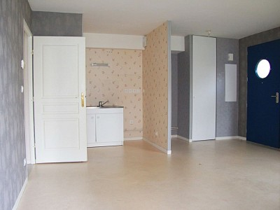 APPARTEMENT T2 A VENDRE - LOOS - 38 m2 - 97 500 €