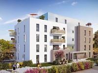 APPARTEMENT T2 NEUF A VENDRE - RONCQ - 37,5 m2 - 147000 €