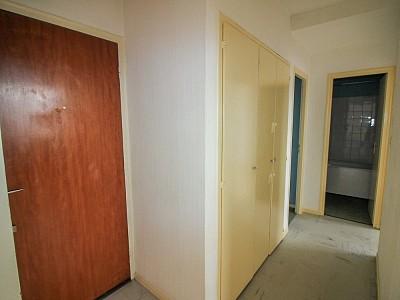 APPARTEMENT T2 - SEQUEDIN - 42 m2 - VENDU