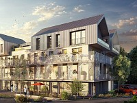 APPARTEMENT T2 NEUF A VENDRE - FACHES THUMESNIL - 40,02 m2 - 159500 €