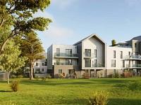 APPARTEMENT T2 NEUF A VENDRE - MARCQ EN BAROEUL - 51,09 m2 - 218100 €