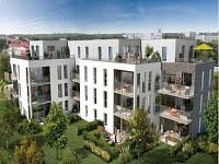 APPARTEMENT T2 NEUF A VENDRE - MONS EN BAROEUL - 42,2 m2 - 183000 €