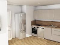 APPARTEMENT T3 A LOUER - HAUBOURDIN - 58,97 m2 - 725 € charges comprises par mois