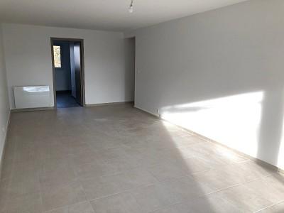 APPARTEMENT T3 - MARCQ EN BAROEUL - 66,23 m2 - LOUÉ