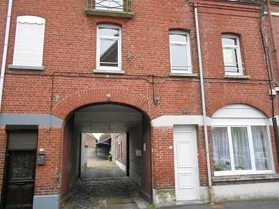 APPARTEMENT T3 A LOUER - NIEPPE - 50,13 m2 - 550 € charges comprises par mois