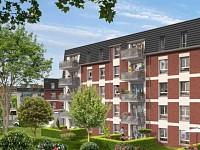 APPARTEMENT T3 NEUF A VENDRE - ST ANDRE LEZ LILLE LIMITE VIEUX-LILLE - 62,16 m2 - 268000 €