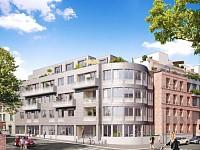 APPARTEMENT T3 NEUF A VENDRE - VIEUX LILLE, à quelques pas de l Avenue du Peuple Belge - 83 m2 - 411100 €