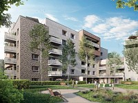 APPARTEMENT T3 NEUF A VENDRE - CROIX - 75,9 m2 - 245000 €