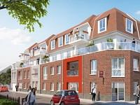 APPARTEMENT T3 NEUF A VENDRE - LA MADELEINE - 65,92 m2 - 248500 €