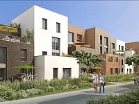 APPARTEMENT T3 NEUF A VENDRE - LOMME, proche avenue de Dunkerque - 63,8 m2 - 229000 €