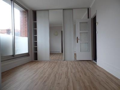 APPARTEMENT T4 - LOOS CENTRE VILLE - 126,4 m2 - LOUÉ