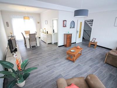 APPARTEMENT T4 A VENDRE - LOMME - 114 m2 - 235000 €