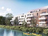 APPARTEMENT T4 NEUF A VENDRE - MARQUETTE LEZ LILLE - 87,92 m2 - 300000 €