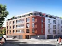 APPARTEMENT T4 NEUF A VENDRE - LA MADELEINE, proche de Lille Europe - 104,4 m2 - 510000 €