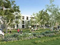 APPARTEMENT T4 NEUF A VENDRE - HAUBOURDIN - 84,85 m2 - 284000 €