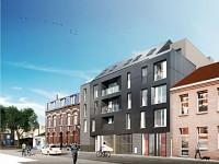 APPARTEMENT T4 NEUF A VENDRE - LILLE ST MAURICE PELLEVOISIN, proximité gares - 82,1 m2 - 430000 €