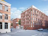 APPARTEMENT T4 NEUF A VENDRE - LILLE ST MICHEL - 94,34 m2 - 439000 €