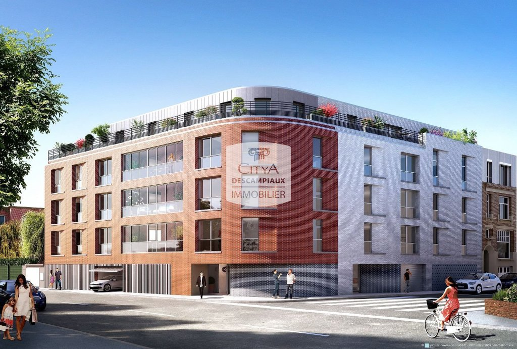 APPARTEMENT T3 NEUF A VENDRE - PROGRAMME NEUF - LA MADELEINE