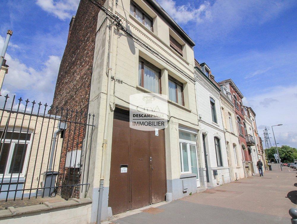 IMMEUBLE DE RAPPORT A VENDRE - HELLEMMES LILLE - 276 m2 - 420000 €